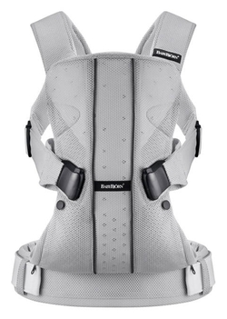 Mesh Carrier One by Baby Bjorn in Fuller House