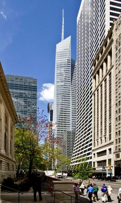 Bank of America Tower New York City, New York in Run All Night
