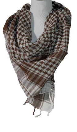 Military Tactical Desert Scarf by Mafoose in While We're Young