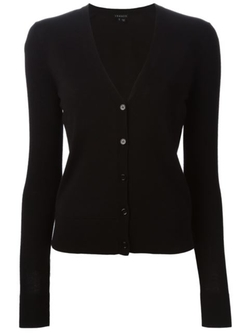 V-Neck Cardigan by Theory in Silicon Valley