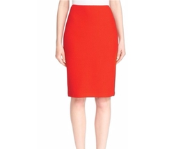 Twill Knit Pencil Skirt by St. John in Scandal