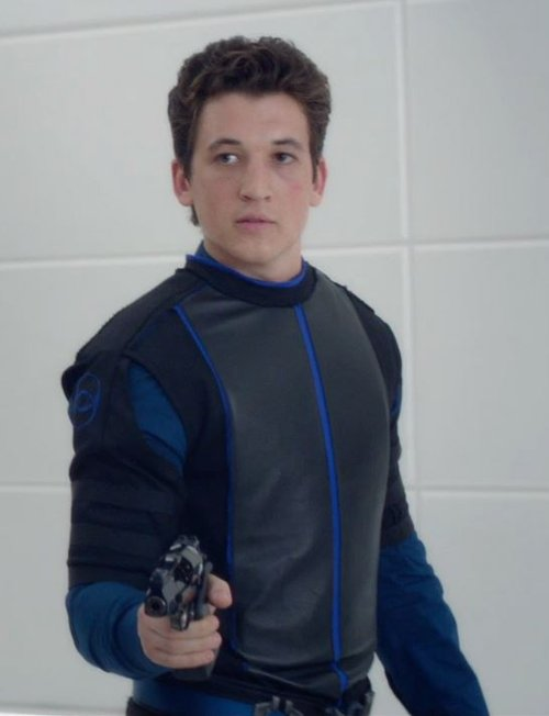 Custom Made Jacket 'Dauntless' (Peter) by Louise Mingenbach (Costume Designer) in The Divergent Series: Insurgent