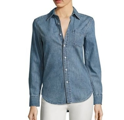 Chambray Shirt by Rag & Bone/Jean in The House
