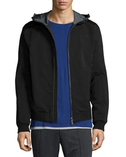Highline Scuba Zip-Up Hoodie by Vince  in xXx: Return of Xander Cage