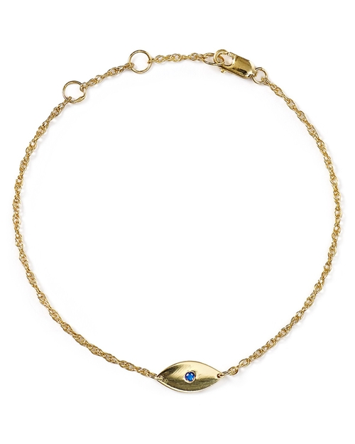 Nazar Mini Evil Eye Bracelet by Jennifer Zeuner in Empire - Season 2 Episode 1