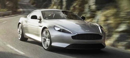 DB9 Car by Aston Martin in Spy