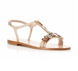 Gelso Embellished Sandals by Ferragamo in Girls Trip