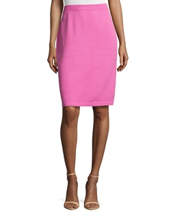Santana Pencil Skirt by St. John Collection in Confessions of a Shopaholic
