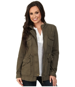 Core Military Jacket by Lucky Brand in Jessica Jones