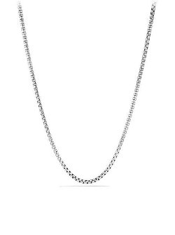 Extra-Large Box Chain Necklace by David Yurman in Drive