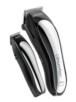 Lithium Ion Cordless Clipper by Wahl in Safe House