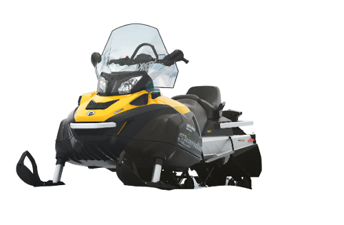 Skandic by Ski-Doo in Inception