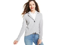 Cashmere Sweater Blazer by Charter Club in If I Stay