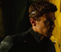 Custom Made Collar Jacket by Marlene Stewart (Costume Designer) in The Divergent Series: Allegiant