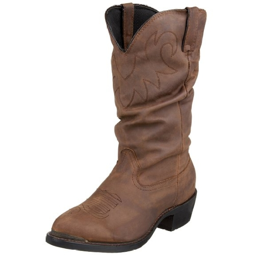 Slouch Western Boots by Durango in The Longest Ride