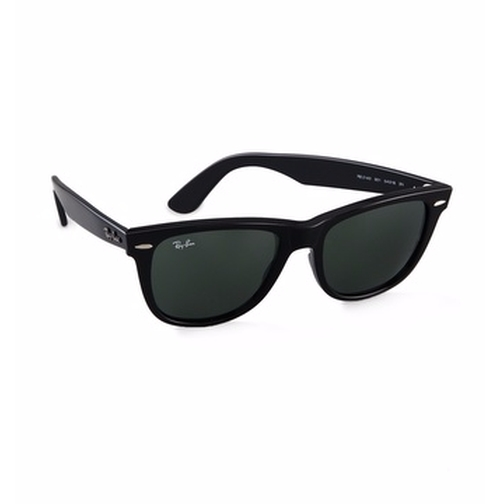 Outsiders Oversized Wayfarer Sunglasses by Ray-Ban in And So It Goes