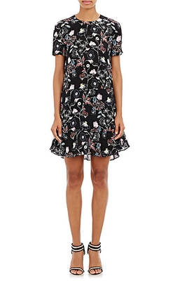 Georgette Louise Shift Dress by A.L.C. in The Women