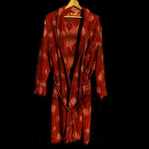 Beacon Blanket Robe by Vintage in The Big Bang Theory - Season 9 Episode 2
