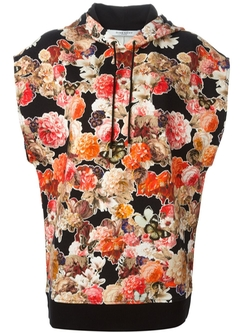 Floral Hooded Top by Givenchy in Empire
