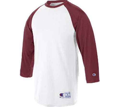 Raglan Baseball T-Shirt by Champion in Everybody Wants Some