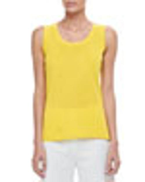 Amy Tank Top by Misook in The Disappearance of Eleanor Rigby