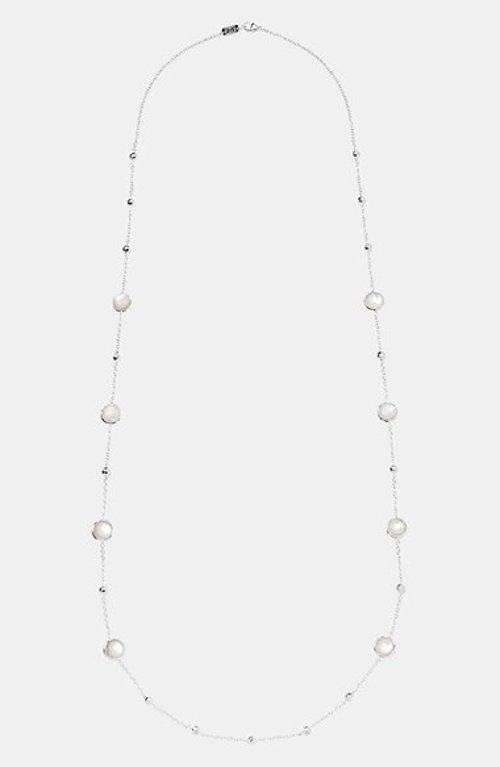 Rock Candy Mini Lollipop Long Station Necklace by Ippolita in A Most Violent Year