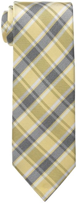 Men's Melange Plaid Tie by Countess Mara in Horrible Bosses 2