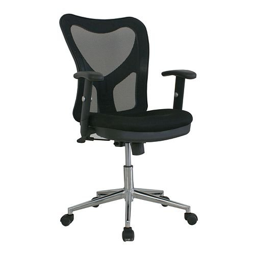 Ergonomic Mesh Office Chair by Techni Mobili in Vice