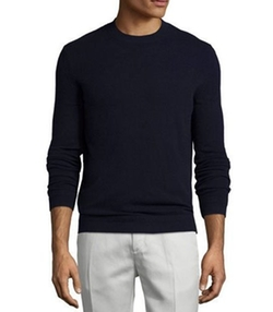 Donners Cashmere Crewneck Sweater by Theory in Supergirl