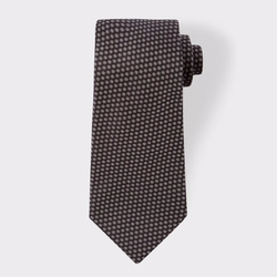 Micro-Floral Silk Tie by Paul Smith in House of Cards