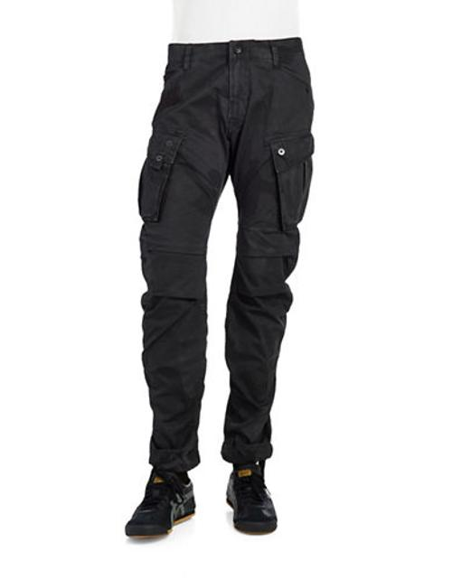 Raw Camouflage Cargo Pants by G-star in The Expendables 3