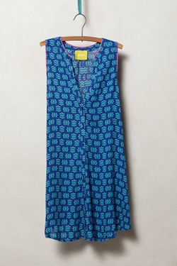 Blue Ada Tank Top by Maeve in Pitch Perfect 2