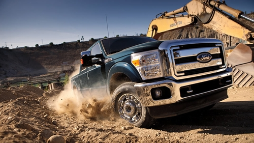 Super Duty Truck by Ford in Need for Speed