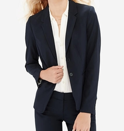 Collection 2-Button Suit Jacket by The Limited in The Boss