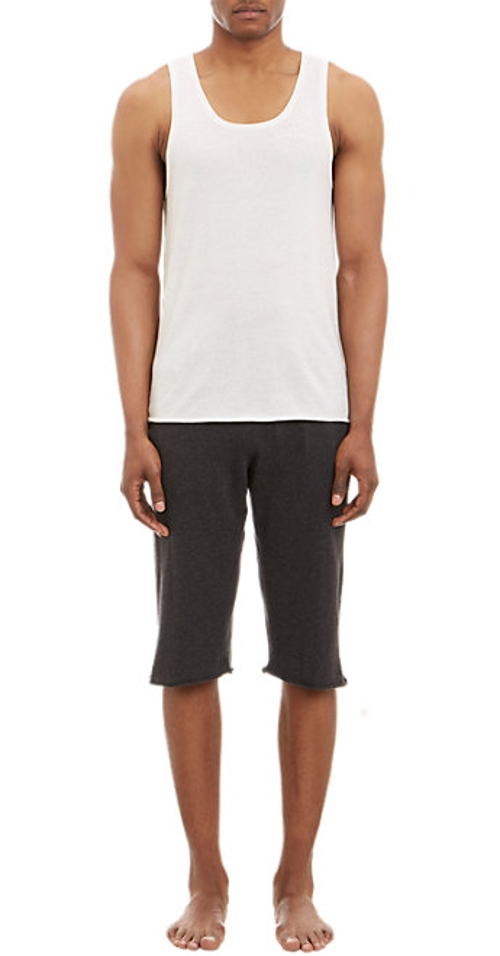 Scoopneck Tank Top by ATM Anthony Thomas Melillo in Magic Mike XXL