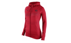 Women's Georgia Bulldogs Performance Full-Zip Hoodie by Nike in Keeping Up with the Joneses