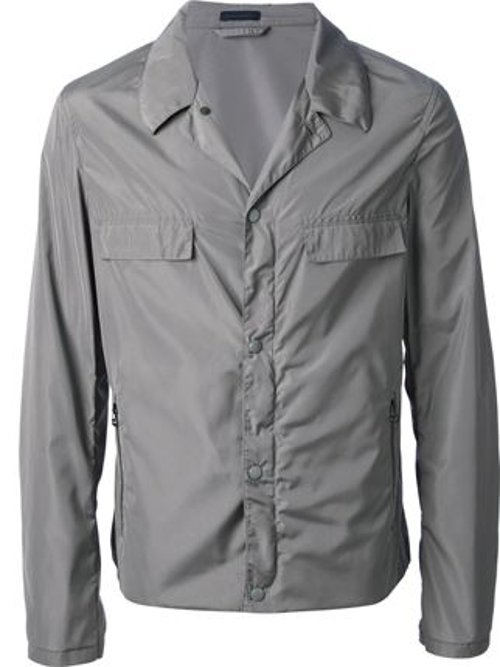 Button Shirt Jacket by Lanvin in Top Five