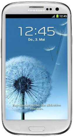 Galaxy S3 by Samsung in Chronicle