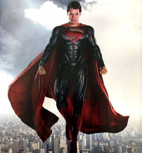 Custom Made Man of Steel Suit by Michael Wilkinson (Costume Designer) in Man of Steel