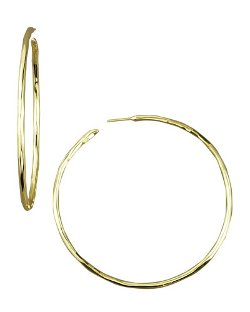 Thin Glamazon Hoop Earrings by Ippolita	 in The Other Woman