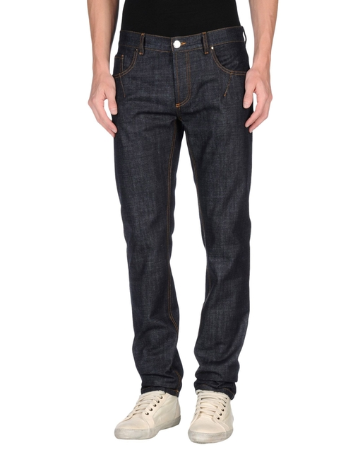 Denim Pants by Les Hommes in American Ultra