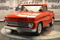 1963 C10 Pickup Truck by Chevrolet in Twilight
