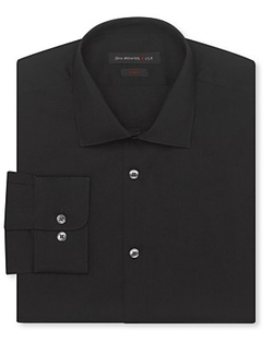 Solid Dress Shirt by John Varvatos Star USA in Miss You Already