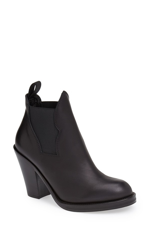 'Star' Ankle Bootie by Acne Studios in Ride Along 2
