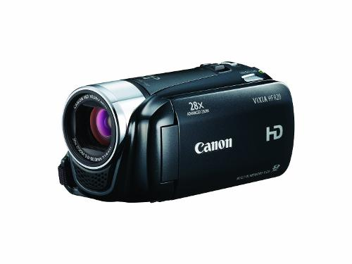 VIXIA HF R20 Full HD Camcorder by Canon in Into the Storm