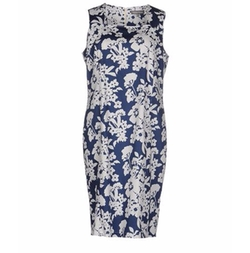 Knee-Length Floral Dress by Martina Roversi in Lady Dynamite