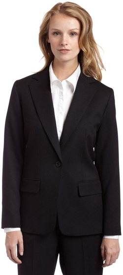 Petite One-Button Blazer by Pendleton in Youth