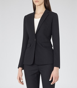 Single-Breasted Blazer by Era Jacket in The Flash