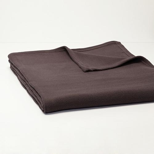 Home Doubleweave King Blanket by Calvin Klein in Unbroken