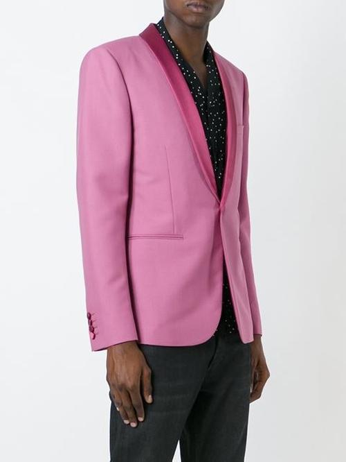 Tuxedo Blazer by Saint Laurent in Empire - Season 2 Episode 17